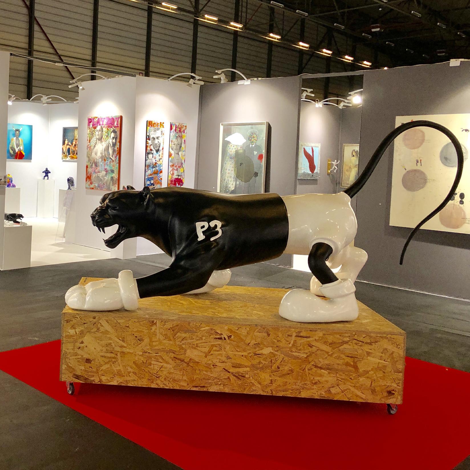 Lembo Monumental Pantere noire