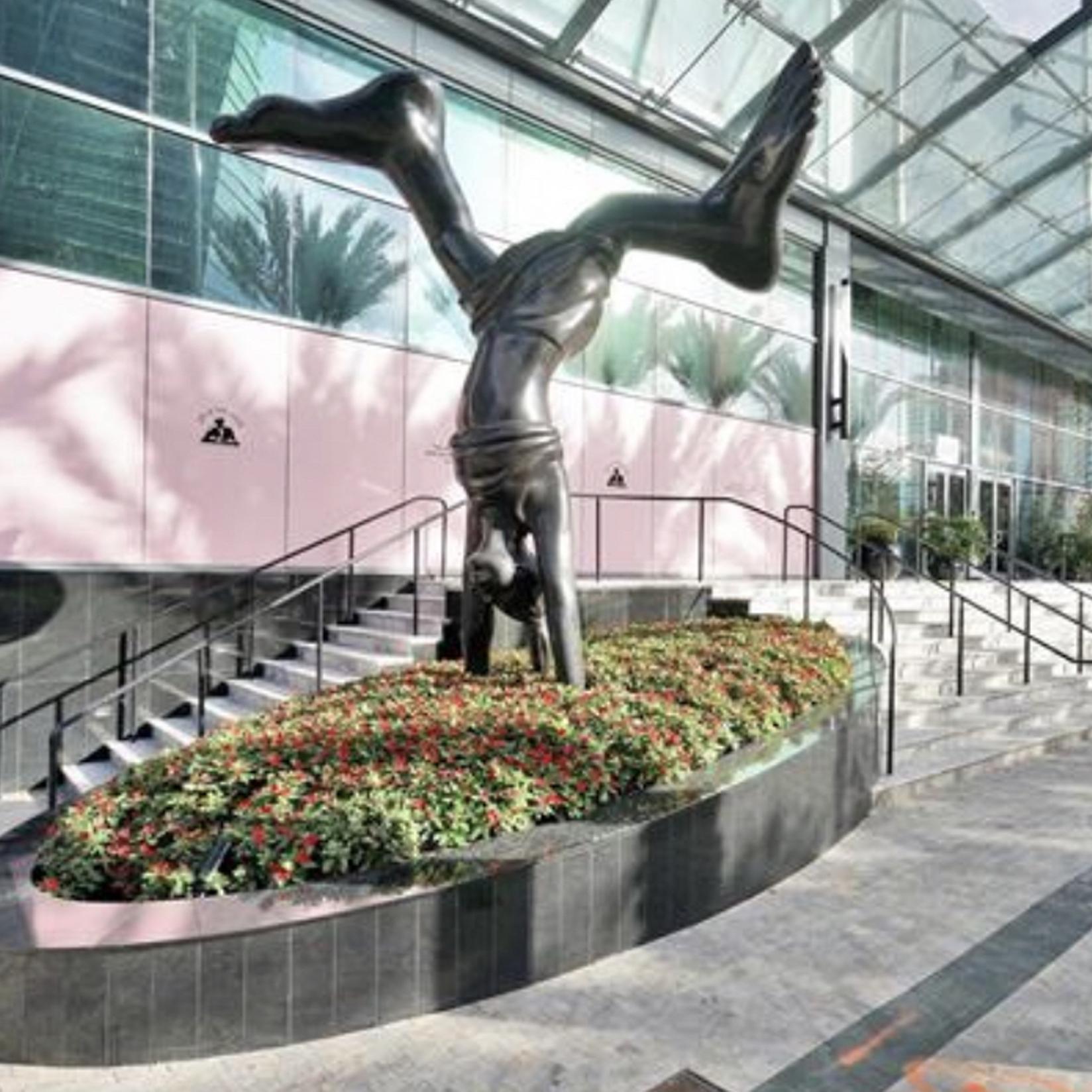 Zareski Monumental Sculpture miami