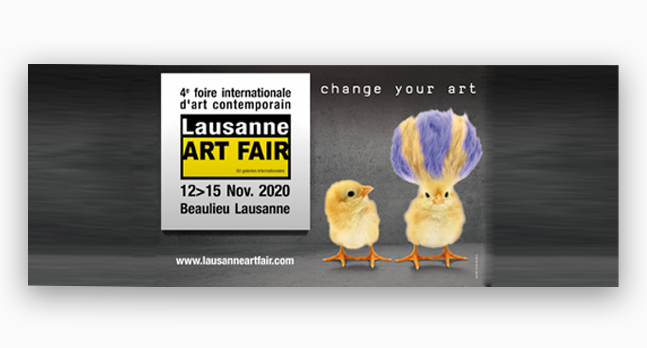 Prochain salon : ART FAIR