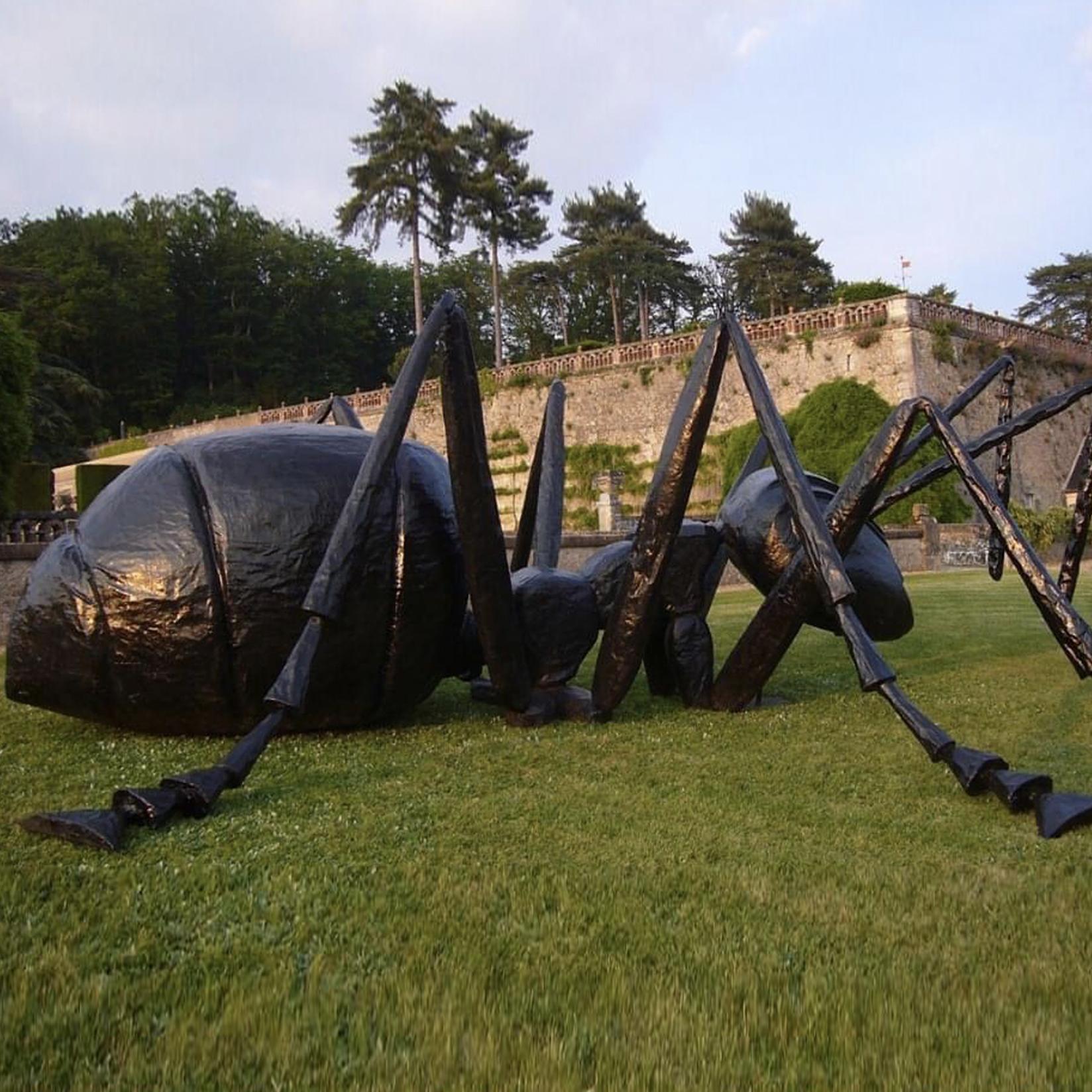 Sculpture monumentale fourmis